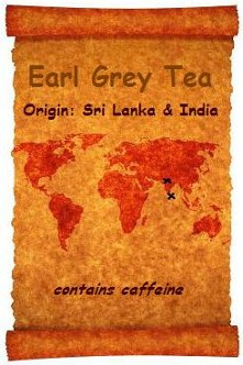 Our Organic and fair trade certified  Earl Grey Black Tea has it's origins in India and Sri Lanka.  This timely classic with a hint of organic bergamot is a time honoured favourite at Organic Teas Canada.
