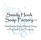 The Sandy Hook Soap Factory makes handmade natural soap from wholesome ingredients no dyes, preservatives, chemical scents and scented with only pure Essential Oils distilled from plant life.